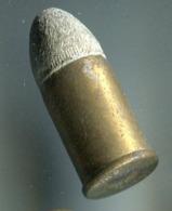 Une Cartouche 9mm PN Gévelot, Percussion Centrale - Decorative Weapons