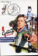 49004 Italia, Maximum 2000 World Archery Champ.  Champ. Mondial De Tir A L'arc - Bogenschiessen