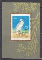 Vietnam Nord 1963 - Birds, Mi-Nr. Block 8, MNH** - Viêt-Nam