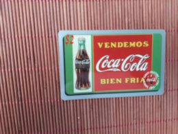Coca-Cola Preapaidcard Sprint (Mint,New) Rare - Sprint