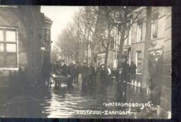 Zaandam - Watersnood - 1916 - Fotokaart - Zaandam