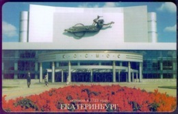Used Phone Cards Russia Ekaterinburg - Ekaterinburg Was Founded The Year 1723. 30 ED. - Russland