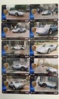 TELECARTE PORSCHE- 64 - Automobili