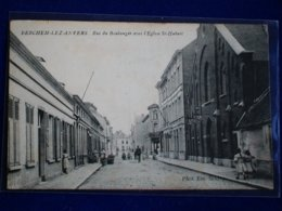 BERCHEM Rue Du Boulanger - Belgium