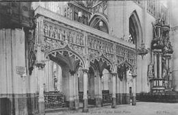 Louvain (Belgique) - Le Jubé De L'Eglise Saint Pierre - Leuven