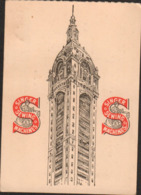 Broadway, Original Old Entry Card For The Singer Buiding Observatory, Collectors!!! - Tickets - Vouchers