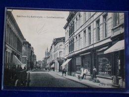 BERCHEM Bij Antwerpen Lambertusstraat - Belgien