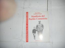 Manifesto Del P.C.I. - Books, Magazines, Comics