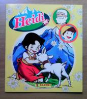 Album Di Figurine Heidi - Completo - Panini 2008 - Altri