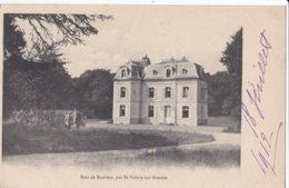Carte 1912 CHATEAU BOIS DE BOUBERT PAR ST VALERY SUR SOMME (écrit Par Famille Holtzapffel Au Dos) - Autres Communes