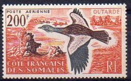 Côte Des Somalis Avion N° 28 Neuf ** - Cote 30€ - Costa Francese Dei Somali (1894-1967)