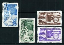 Turquía Nº 1215/8 Usado Cat.35€ - 1921-... Republic
