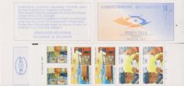 Carnet De Timbres à Prix Réduit - FINLANDE - Services De La Poste Et Des Télécommunications - N°1003 à 1007 ** - 1988 - Finland