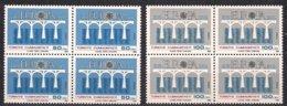 Cept 1984 Turkije Turquie Turkei Yvertn° 2425-26 *** MNH 4 Séries Cote 50 € Europa - Europa-CEPT