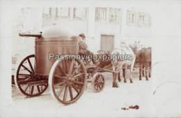 FOTO AK ANDERMATT 1911  SCHUMAN-GRUSON FAHRPANZER  (Artillerie Festung) - UR Uri