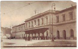 SPEZIA - Railway Station - Stazione - RPPC - La Spezia