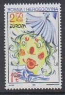 Europa Cept 2002 Bosnia/Herzegovina Sarajevo 1v ** Mnh (45187S) - 2002
