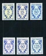 Turquía Servicio-165/70 Nuevo Cat.25€ - 1921-... Republic
