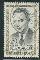 FRANCE: Obl., N° YT 1248, TB - France