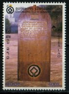 Laos 1999 Unesco Luang Prabang 400 Kip N° 1338 MNH - Laos