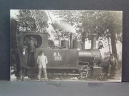 Locomotive à Vapeur 230 RL N°353 à ??  Photo N°10 - Trains