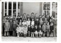 63 PHOTO DE CLASSE . LES ANCIZES - Places