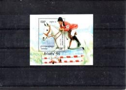 Cambodge H.B. 107 Olimpiadas, Serie Completa En Nuevo 6,75 € - Verano 1996: Atlanta