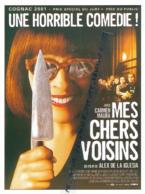 Fiche, Film, Affiche (2002) : MES CHERS VOISINS, Carmen Maura, Terele Pavez, Eduardo Antuna..., Coupure Revue - Fiches Illustrées