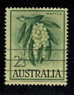 Australie  1959 Wattle (o) Used - 1952-65 Elizabeth II : Ed. Pré-décimales