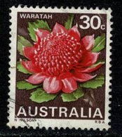 Australie  1968 Waratah 30 C. Sc 439 (o) Used - 1966-79 Elizabeth II