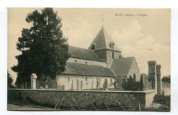 CPA  02 : MAIZY  église  A  VOIR   !!!! - Autres Communes