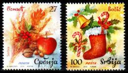 Serbia, 2019, Christmas, Set, MNH, Mi# - Serbie
