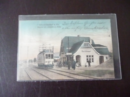 Oberdollendorf Bahnhof Der Elektrischen Bahn 1913 Königswinter - Koenigswinter