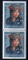 Laos 2000 Costume Région Kor Pchor / Ethnologie  / Ethnology   200 Kip MNH Paire N° 1387B - Laos