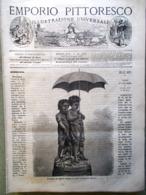 Emporio Pittoresco Del 8 Aprile 1877 Guerra Indipendenza James Virginia Figurino - Voor 1900