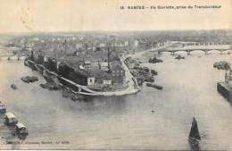 NANTES LOT DE 4 CARTES - Nantes