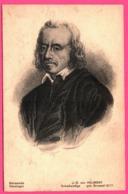 J.-B. VAN HELMONT , Médecin, Né à Bruxelles En 1577, Décédé à Vilvorde En 1644 - Beroemde Vlamingen - Edit. NELS - Beroemde Personen