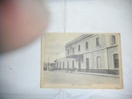 Cartoline  A Tematica  Stazioni Antiche Italiane - Italy