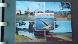35 CARTE  DE LA RICHARDAISN° DE CASIER C3 234CIRCULECARTE  150X105 - France