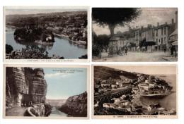 LOT  DE 52 CARTES  POSTALES  ANCIENNES  DIVERS  FRANCE  N99 - Postcards