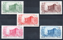 KOUANG-TCHEOU - YT N° 120 à 124 - Neufs * - MH - Cote: 60,00 € - Unused Stamps