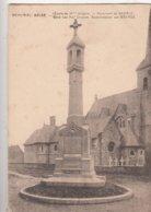 WEERDE / ZEMST /  MEMORIAL 1914-18 - Zemst