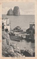 Cartolina  - Postcard / Non  Viaggiata - Unsent/   Capri, Marina Piccola. - Italien