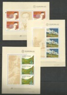 PORTUGAL - MNH - Europa-CEPT - Industries - 1983 - Europa-CEPT