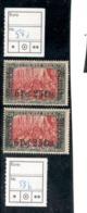 GERMAN OFFICES In MOROCCO1911: Michel 58 IA&B Mh* Cat.Value 175Euros($193) - Deutsche Post In Marokko