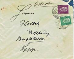 Deutsches Reich - Umschlag Echt Gelaufen / Cover Used (A972) - Briefe U. Dokumente