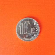 10 Centavos Münze Aus Mexiko Von 1998 (vorzüglich) - Mexiko