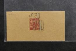 ALGÉRIE - Entier Postal ( Bande Journal ) Surchargé Non Circulé - L 46456 - Briefe U. Dokumente