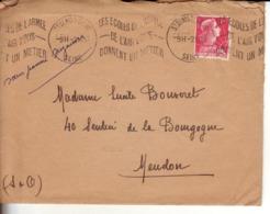 France Belle Enverloppe - Marcophilie (Lettres)