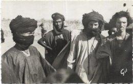 MAURITANIE. LES HOMMES BLEUS - Mauritania